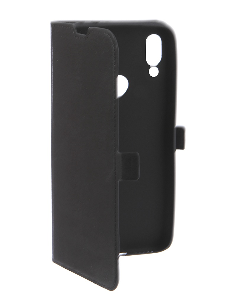 Чехол DF для Xiaomi Redmi 7 Flip Case Black xiFlip-43
