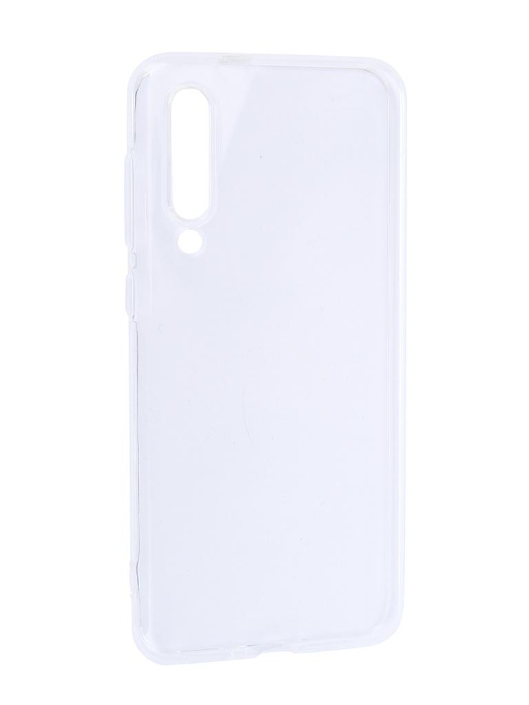 Аксессуар Чехол DF для Xiaomi Mi 9 SE Silicone Super Slim Transparent xiCase-46