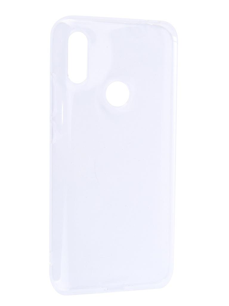 Аксессуар Чехол DF для Xiaomi Redmi 7 Silicone Super Slim Transparent xiCase-45