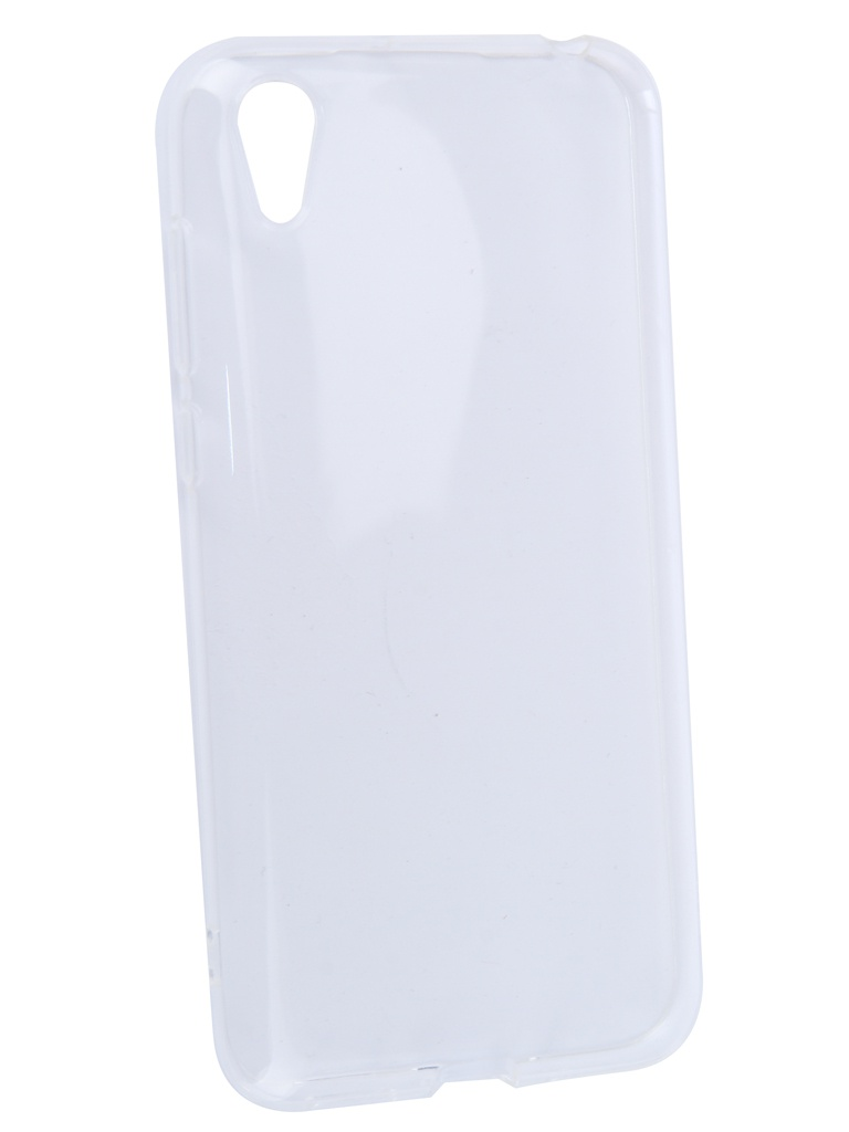 Чехол DF для Honor 8S Silicone Super Slim Transparent hwCase-80