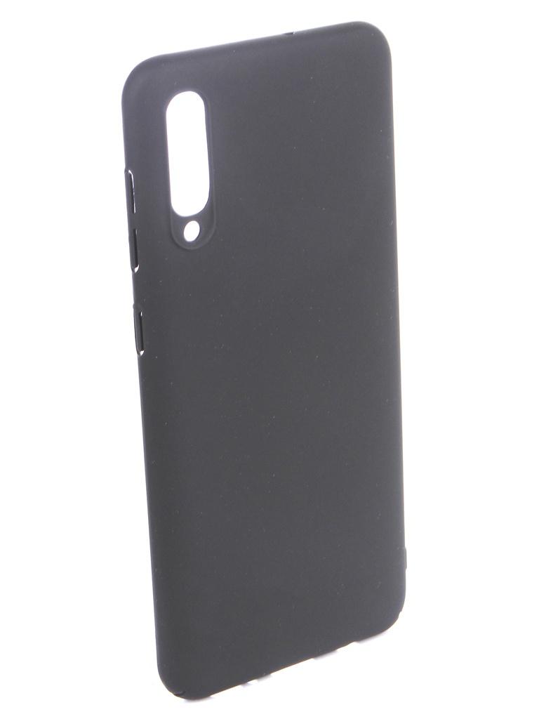 Фото - Аксессуар Чехол DF для Samsung Galaxy A50 Soft-Touch Black sSlim-37 аксессуар