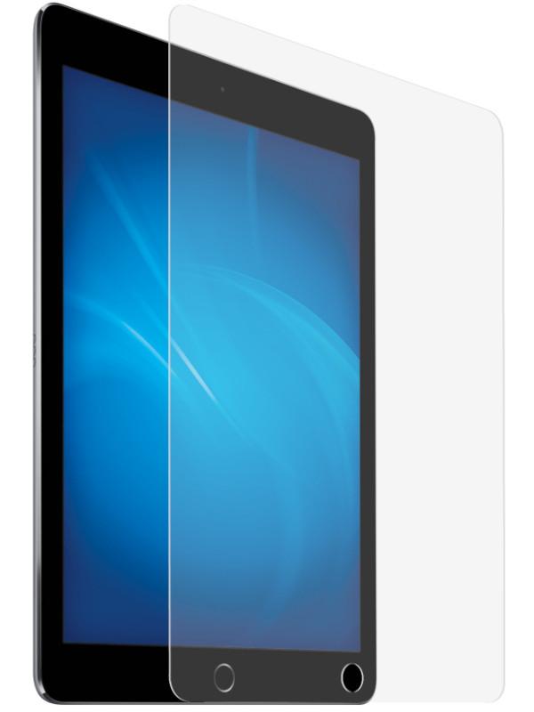 Закаленное стекло DF для APPLE iPad Pro 10.5/Air 10.5 2019 iSteel-21