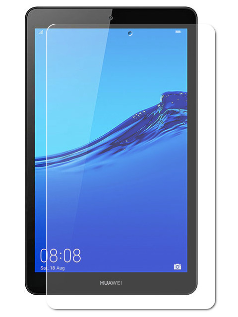 Закаленное стекло DF для Huawei MediaPad M5 Lite 8 hwSteel-46