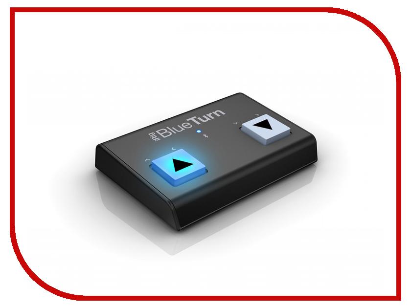 Педаль IK Multimedia iRig BlueTurn Black IP-IRIG-BTURN-IN