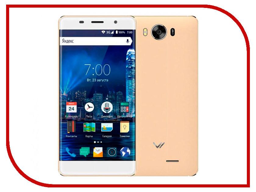 Купить Сотовый телефон VERTEX Impress In Touch (4G) Gold, VINT4GGLD