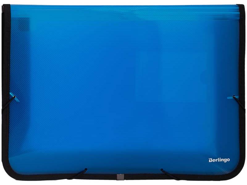 Папка Berlingo A4 Blue Anp_01202 цена и фото