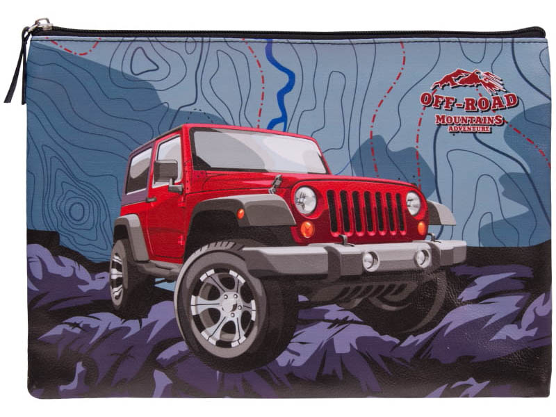 Папка Berlingo Jeep A4 PVCA4_013