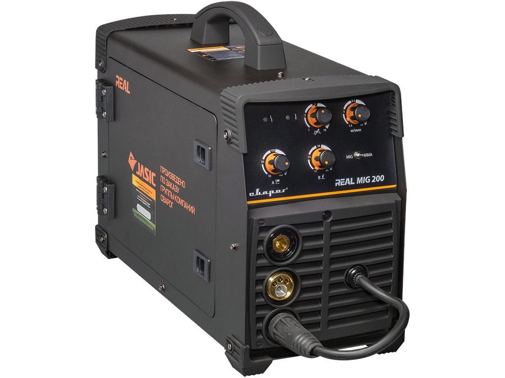 Сварочный аппарат Сварог MIG 200 Real N24002N Black