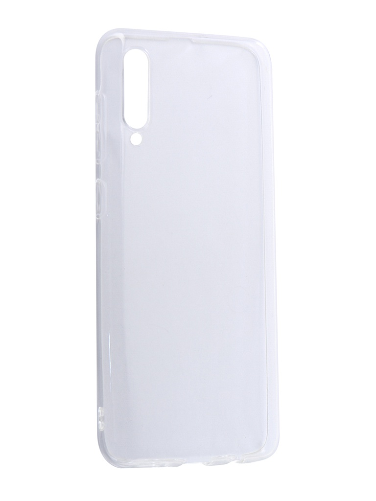 Аксессуар Чехол Svekla для Samsung A50 A505FD Silicone Transparent SV-SGA505FD-WH