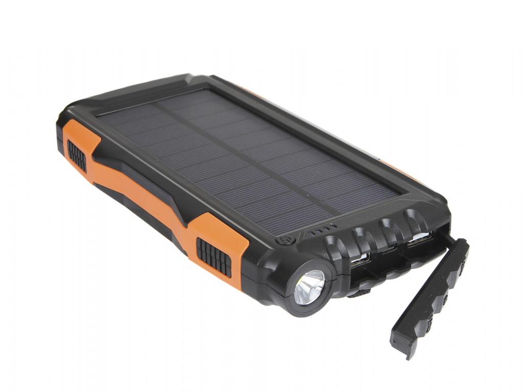 Внешний аккумулятор KS-is KS-303B-O 20000mAh Black-Orange