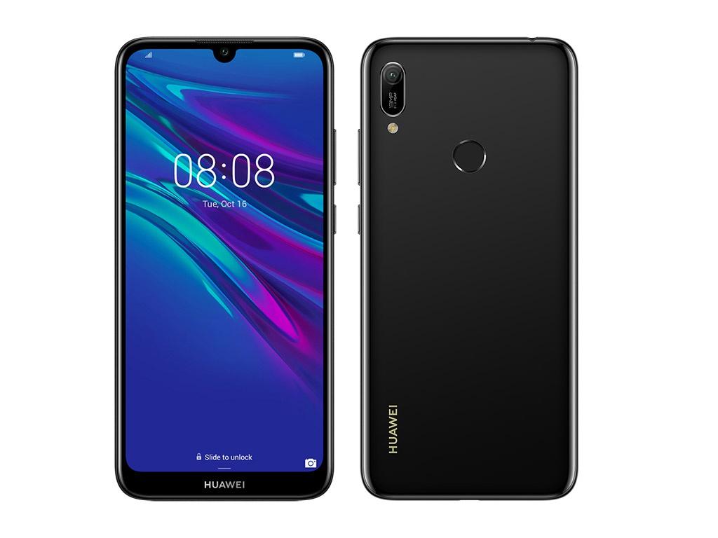 Сотовый телефон Huawei Y6 2019 Modern Black цена