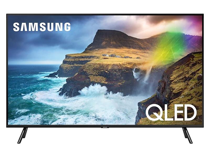 Фото - Телевизор Samsung QE55Q77RAUXRU телевизор