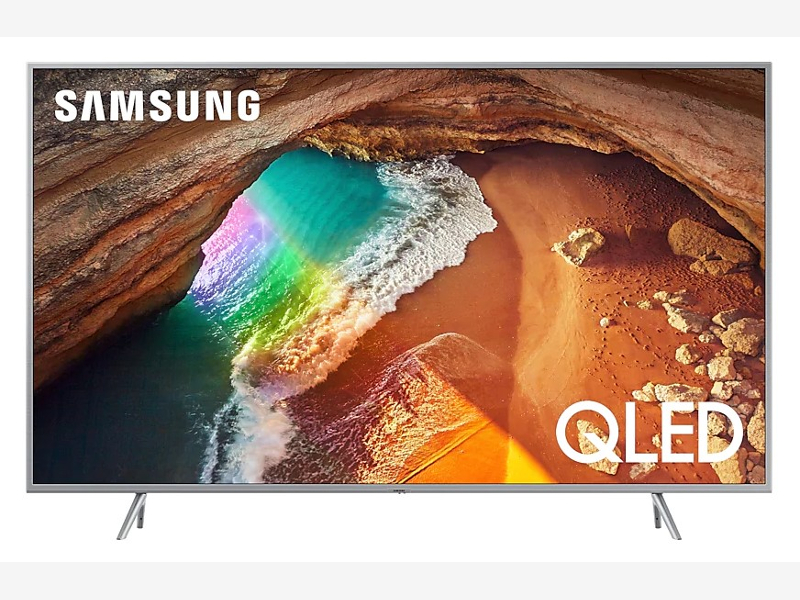 лучшая цена Телевизор Samsung QE55Q67RAUXRU