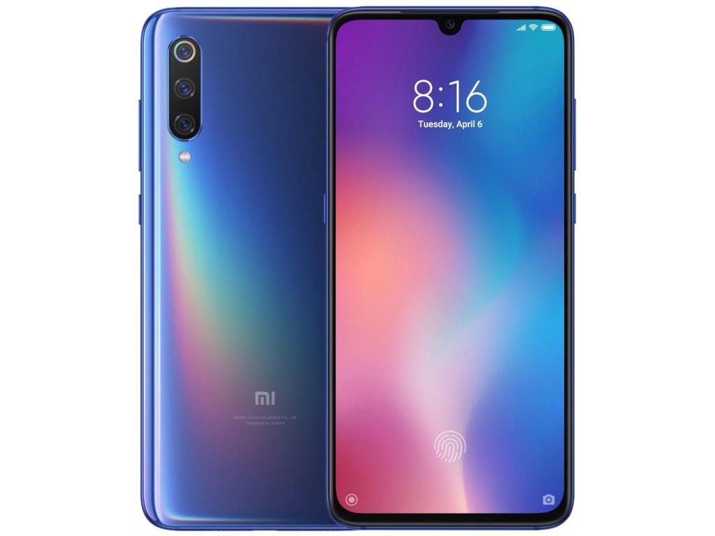Сотовый телефон Xiaomi Mi9 SE 6/128GB Ocean Blue телефон