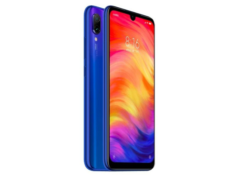 Сотовый телефон Xiaomi Redmi Note 7 4/64GB Blue сотовый