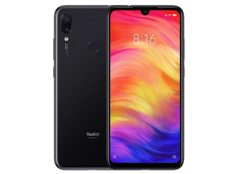 Сотовый телефон Xiaomi Redmi Note 7 4/64GB Black
