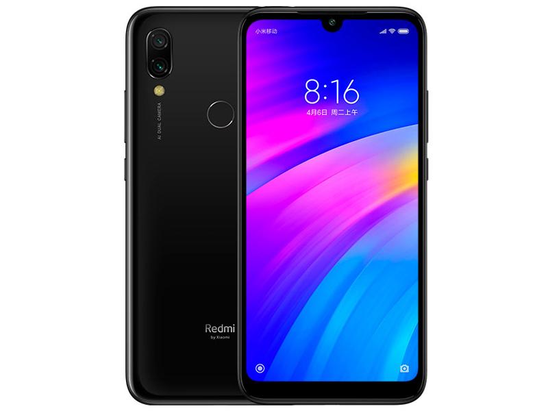 Сотовый телефон Redmi 7 3/64GB Black все цены