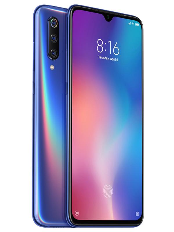 Сотовый телефон Xiaomi Mi9 6/128GB Ocean Blue