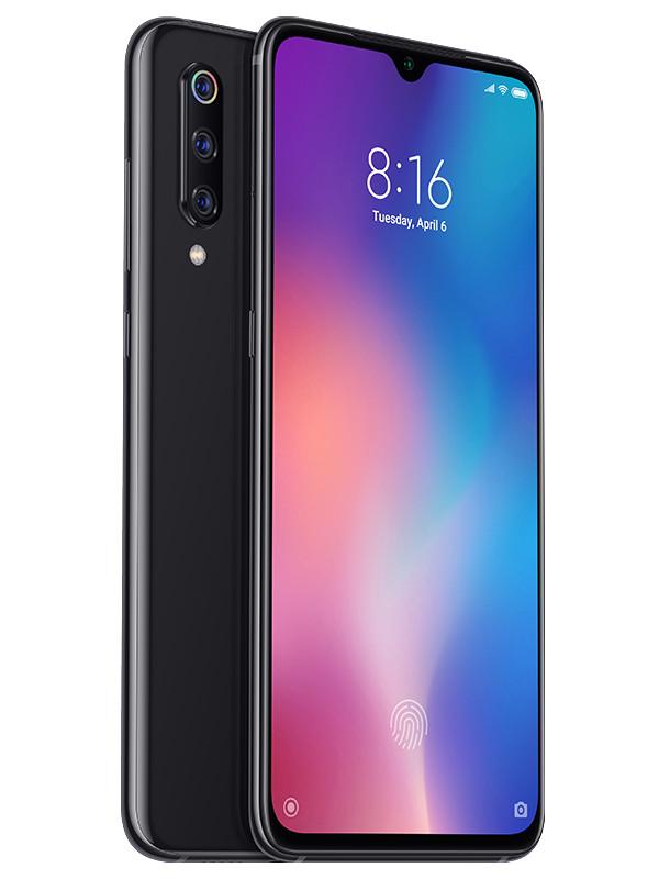 Сотовый телефон Xiaomi Mi9 6/128GB Piano Black цена и фото