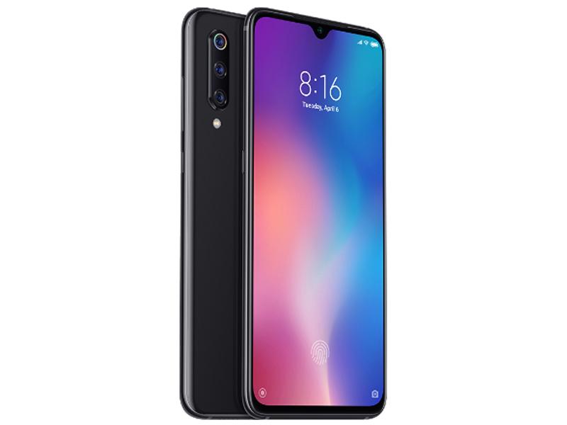 Сотовый телефон Xiaomi Mi9 6/64GB Piano Black сотовый