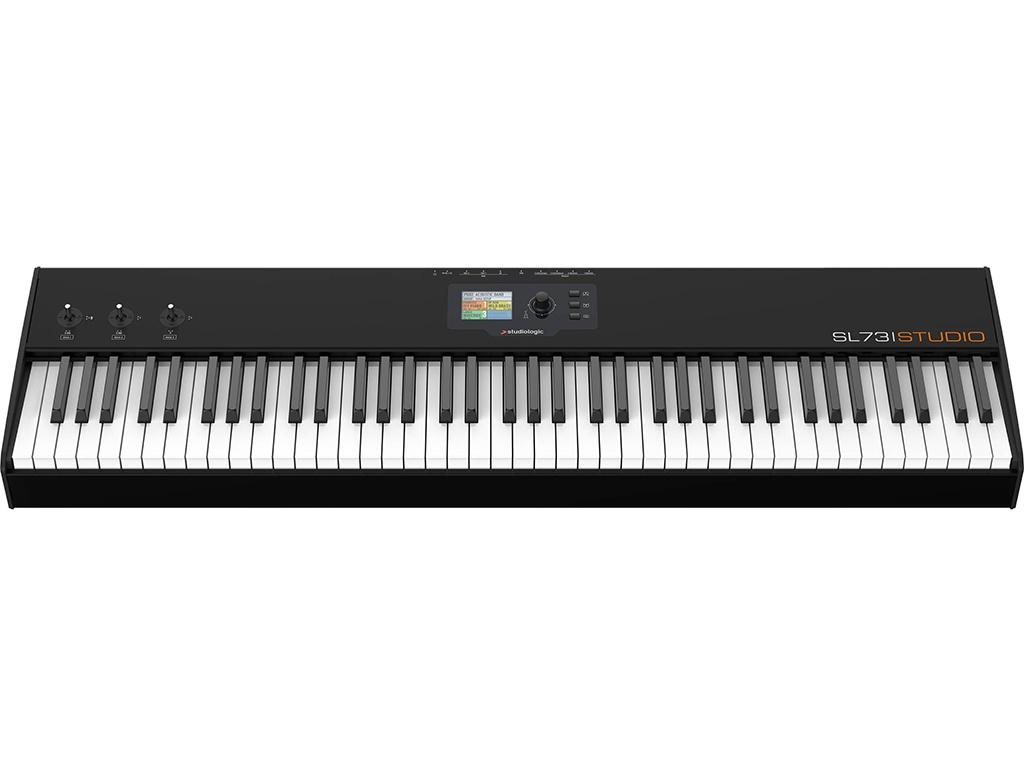 MIDI-клавиатура Studiologic SL73 Studio midi клавиатура alesis v49