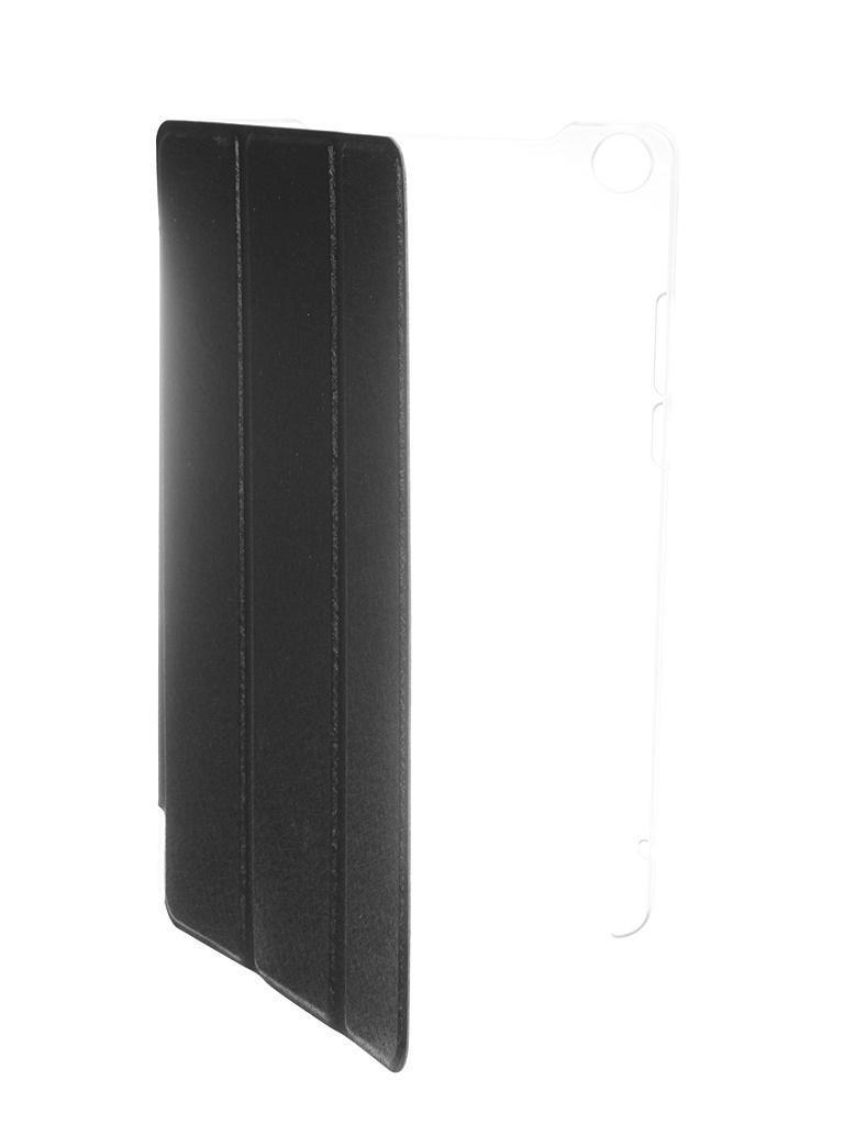 Аксессуар Чехол Zibelino для Honor Tab 5 8.0 2019 Tablet Black ZT-HON-TAB5-8.0-BLK