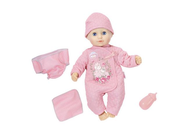Кукла Zapf Creation Baby Annabell Веселая малышка 702-604