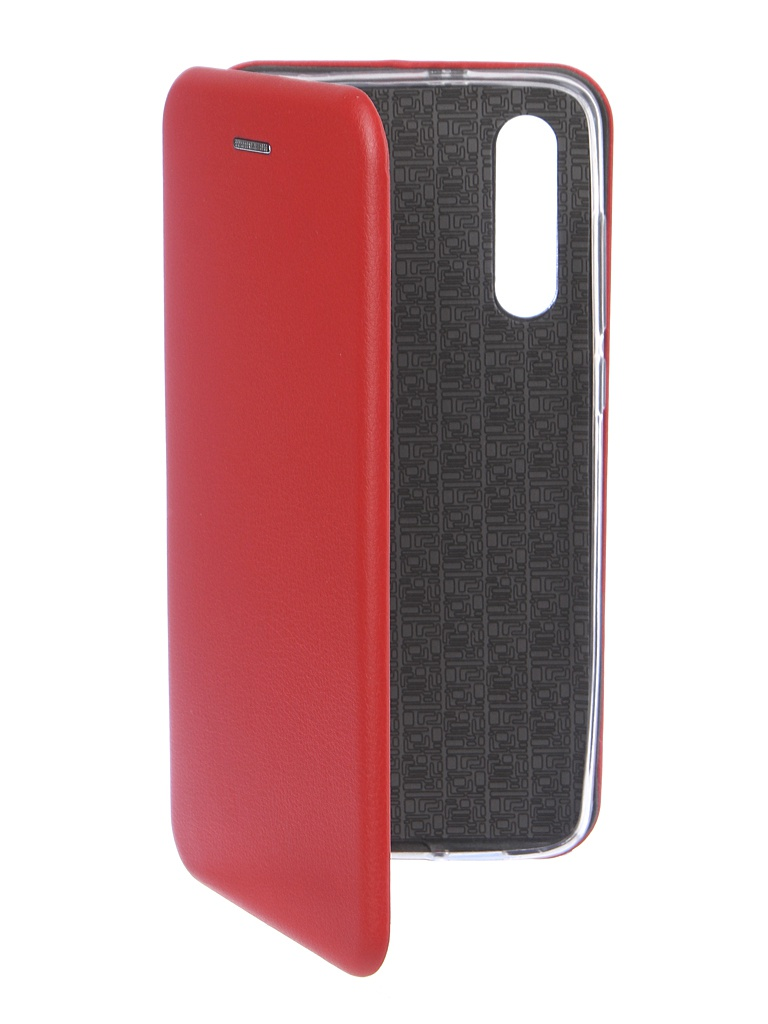 Аксессуар Чехол Zibelino для Xiaomi Mi9 2019 Book Red ZB-XIA-RDM-MI9-RED rolsen rdm 100 red