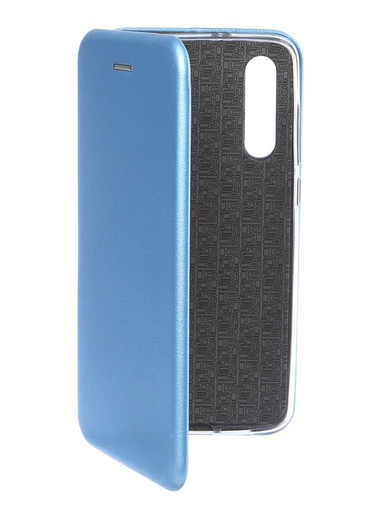 Аксессуар Чехол Zibelino для Xiaomi Mi9 2019 Book Blue ZB-XIA-RDM-MI9-BLU