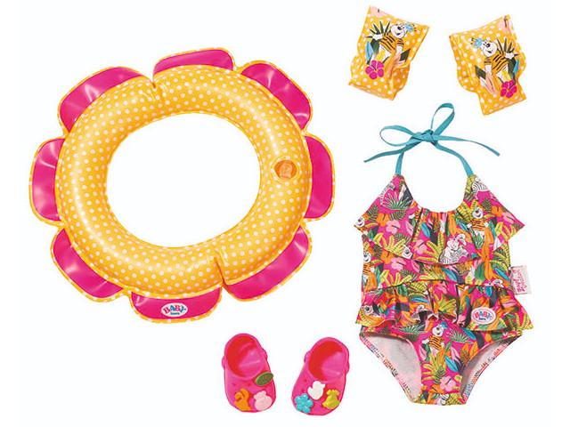 Одежда для куклы Zapf Creation Baby Born   пляжного отдыха 825-891