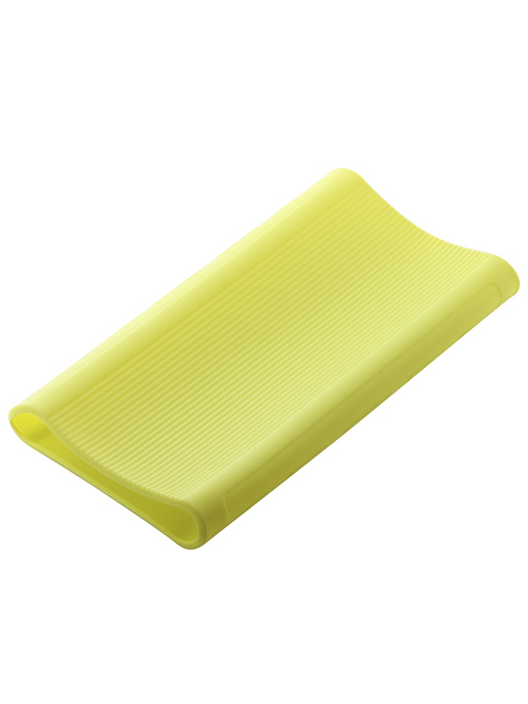 Чехол Xiaomi Silicone Case for Power Bank 3 20000mAh Green аксессуар чехол xiaomi silicone case for power bank 3 20000mah blue
