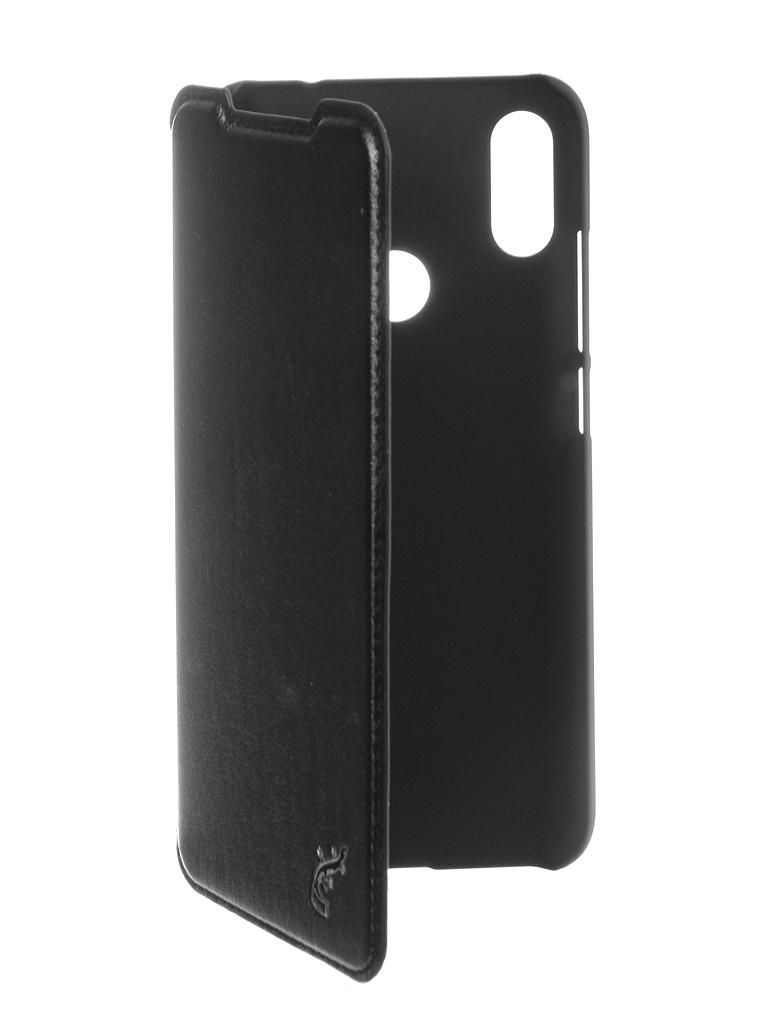 Аксессуар Чехол G-Case Slim Premium для Xiaomi Redmi Note 7 / Pro Black GG-1022