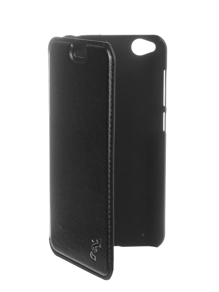 Аксессуар Чехол G-Case Slim Premium для Xiaomi Redmi Go Black GG-1014 g case slim premium чехол для xiaomi redmi 5 plus black