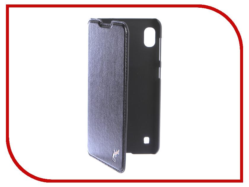 Купить Аксессуар Чехол G-Case Slim Premium для Samsung Galaxy A10 Black GG-1031