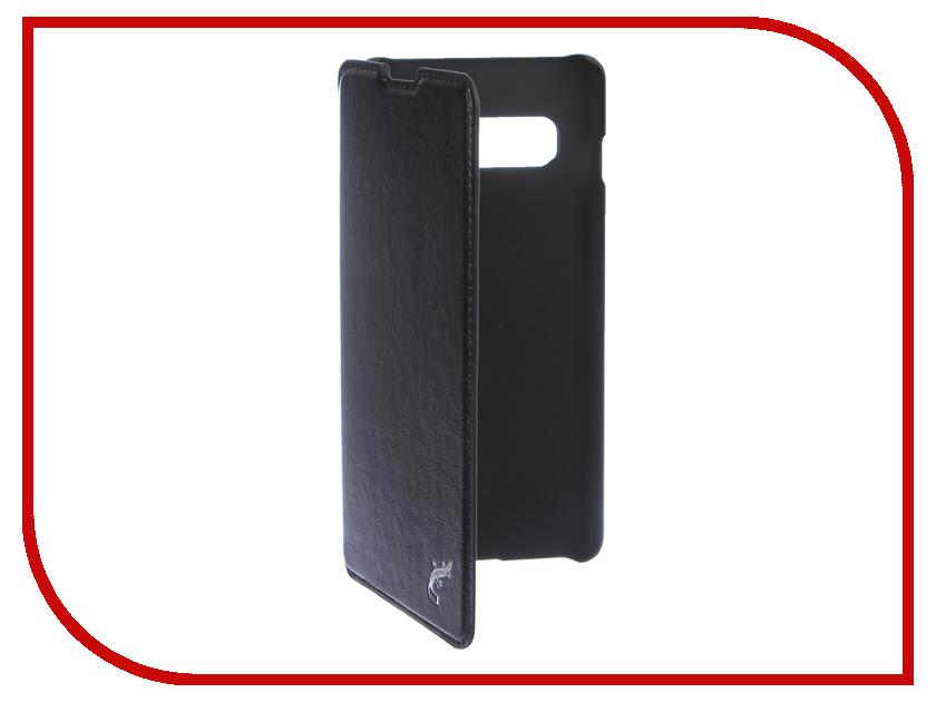 Купить Аксессуар Чехол G-Case Slim Premium для Samsung Galaxy S10 Black GG-1023