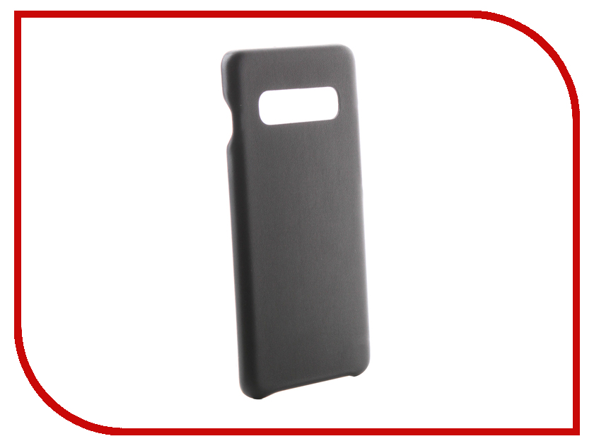 Купить Аксессуар Чехол G-Case Slim Premium для Samsung Galaxy S10 Plus Black GG-1024