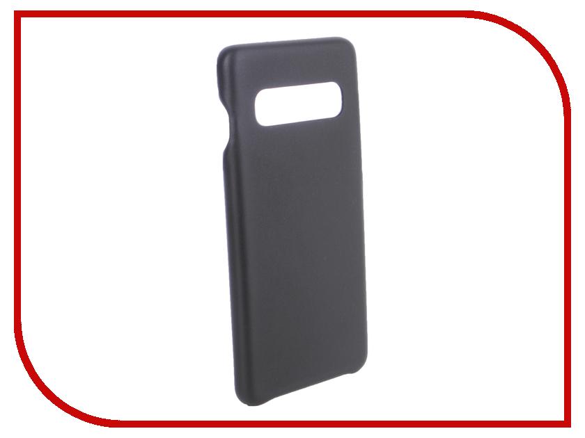 Купить Аксессуар Чехол G-Case Slim Premium для Samsung Galaxy S10 Black GG-1017