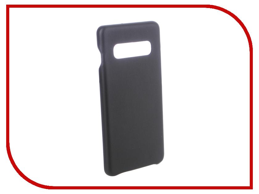 Купить Аксессуар Чехол G-Case Slim Premium для Samsung Galaxy S10 Plus Black GG-1018
