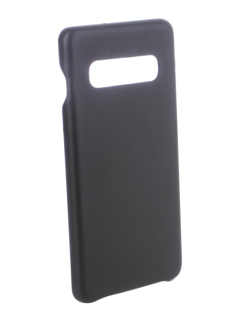 Аксессуар Чехол G-Case Slim Premium для Samsung Galaxy S10 Plus Black GG-1018