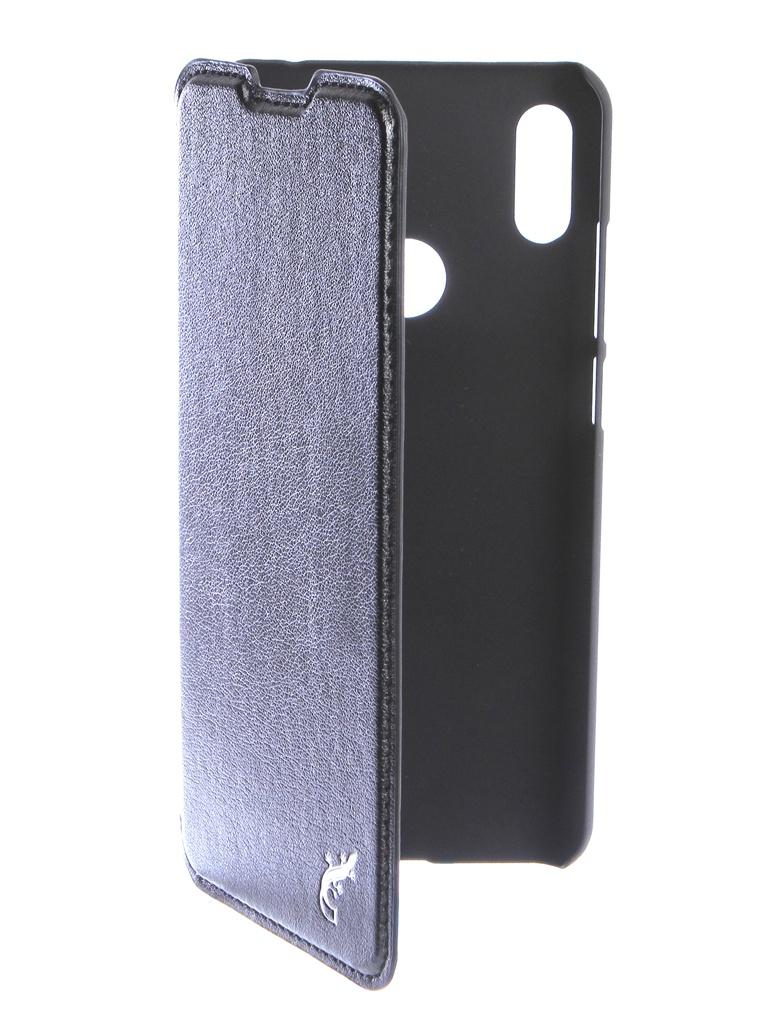 купить Аксессуар Чехол G-Case Slim Premium для Huawei Y6 2019 Black GG-1011 недорого
