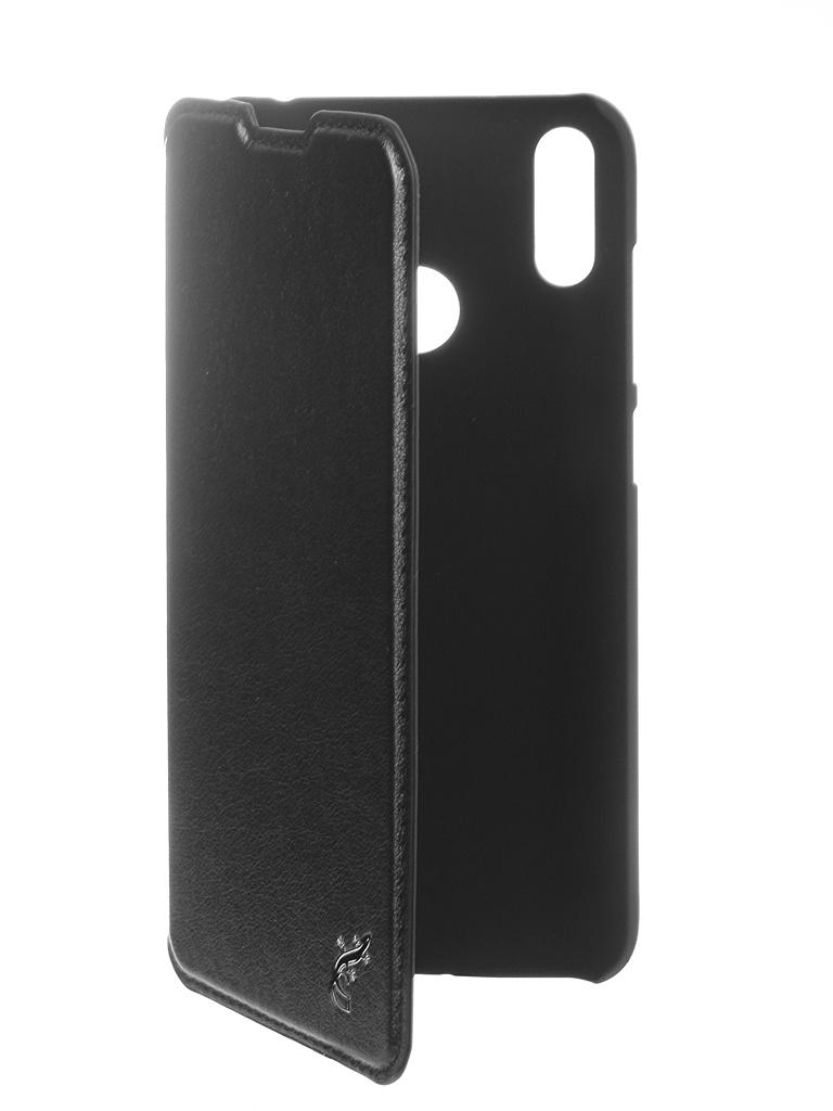 Чехол G-Case для Huawei Y7 2019 Slim Premium Black GG-1012
