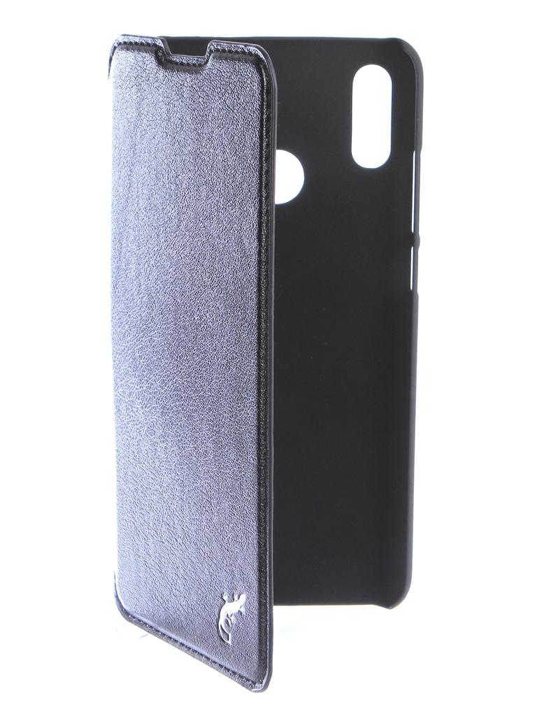 Аксессуар Чехол G-Case Slim Premium для Huawei P Smart 2019 Black GG-1015