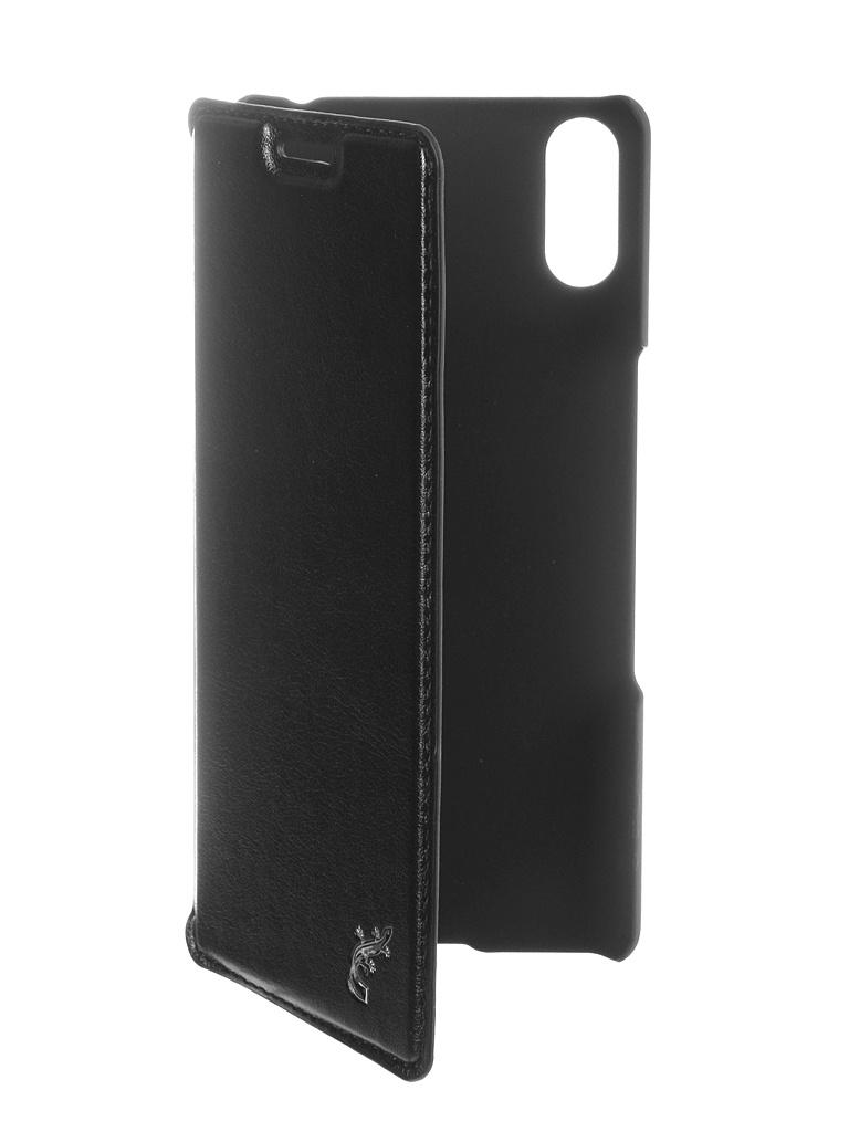 Чехол G-Case Slim Premium для Sony Xperia L3 Black GG-1035