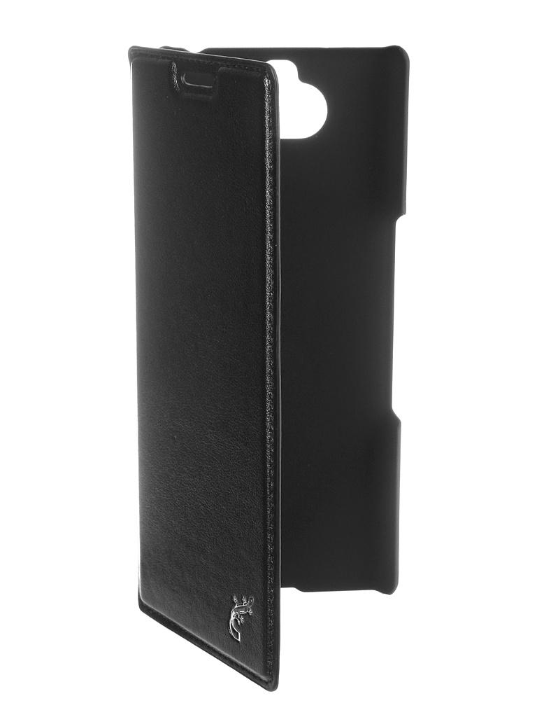 Аксессуар Чехол G-Case Slim Premium для Sony Xperia 10 Plus / 10 Plus dual Black GG-1036 стоимость