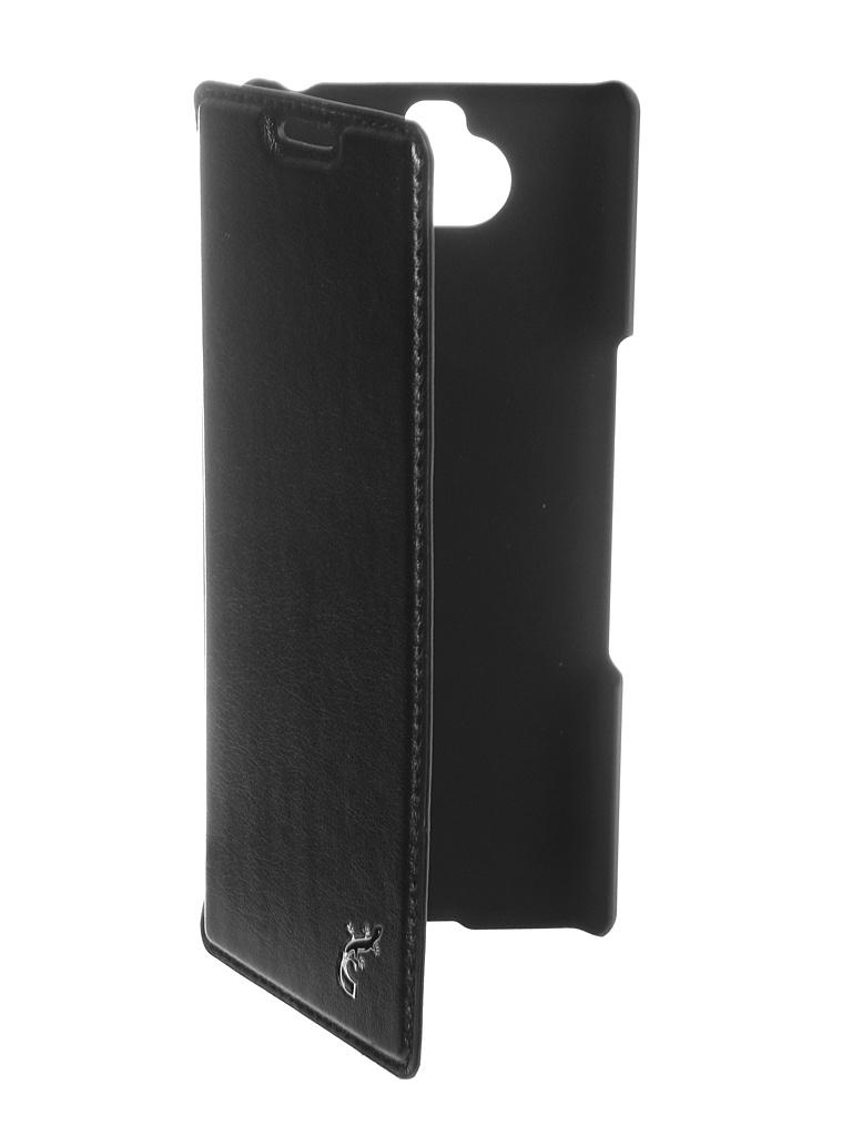 Аксессуар Чехол G-Case Slim Premium для Sony Xperia 10 / 10 dual Black GG-1037 стоимость