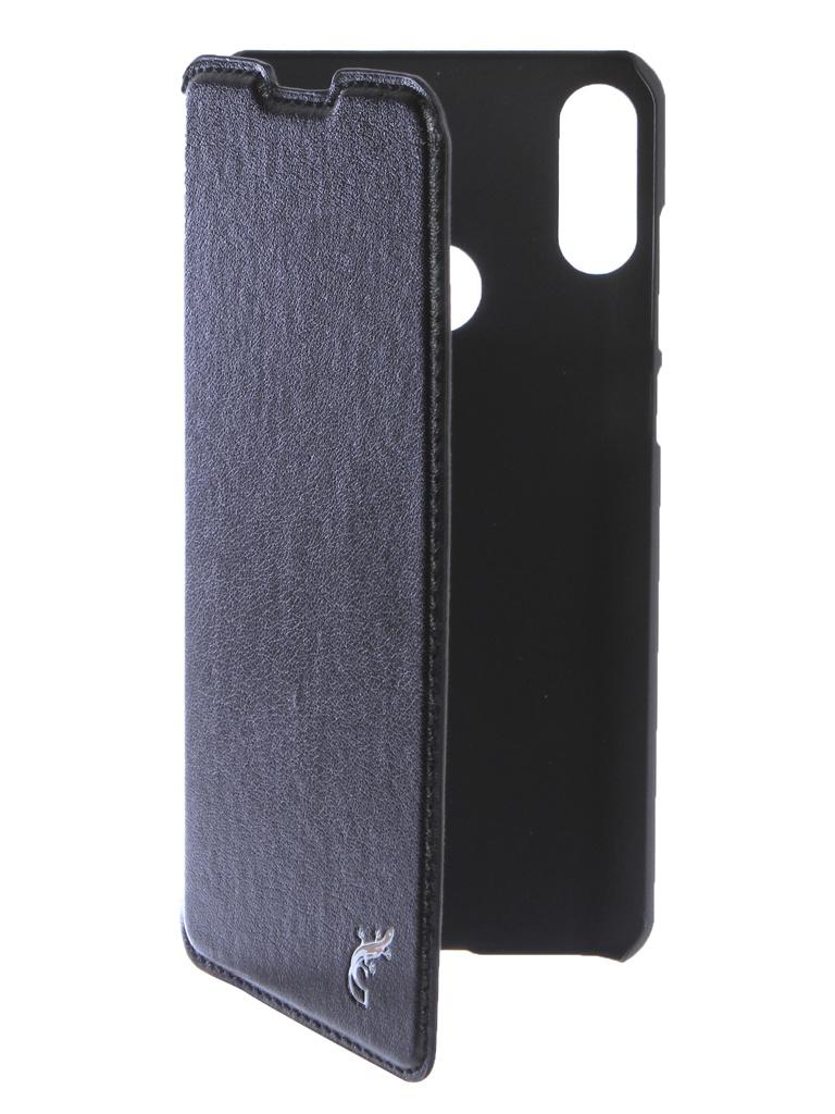 Аксессуар Чехол G-Case Slim Premium для ASUS ZenFone Max Pro M2 ZB631KL Black GG-1041 аксессуар чехол asus zenfone 3 max zc520tl gecko turquoise gg f aszc520tl turg