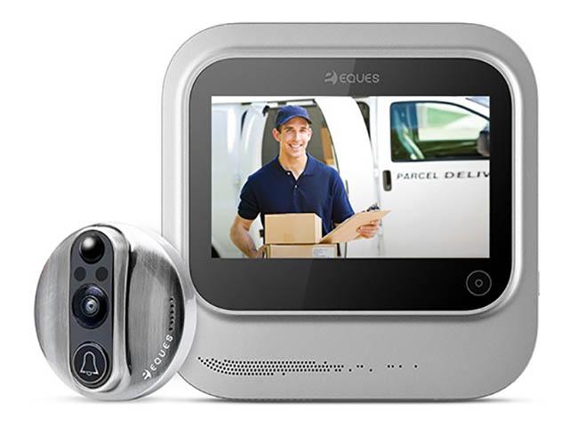 Видеоглазок Sititek R26 Silver 00-00000157 цены