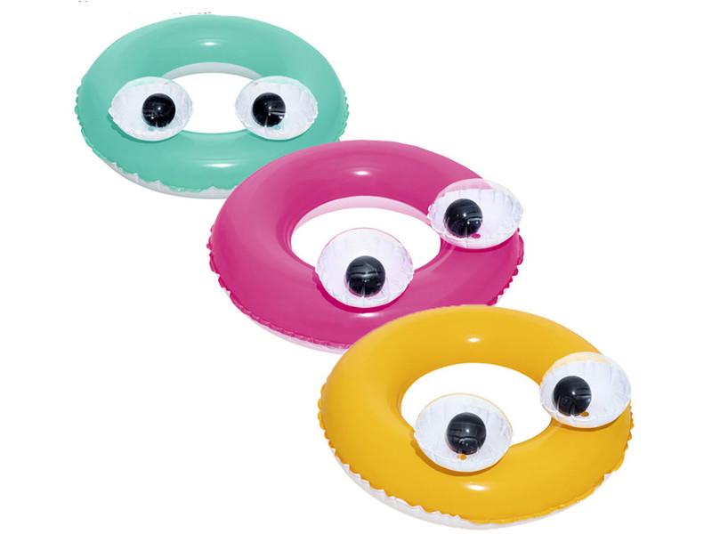 Надувной круг BestWay Глазастики 61cm бв36114