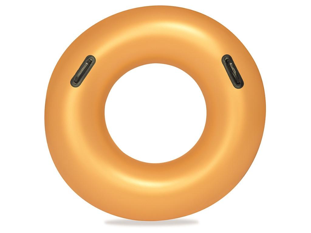 Надувной круг BestWay Золото 91cm бв36127