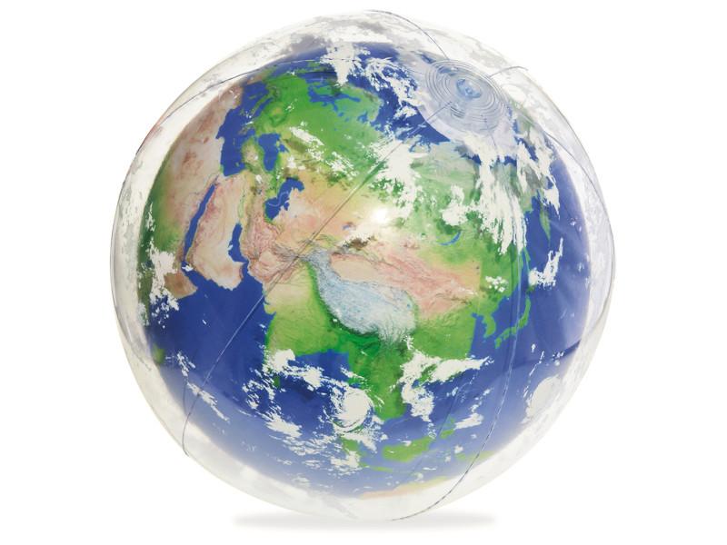 Надувная игрушка BestWay Земля с подсветкой бв31045